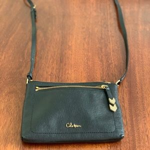 Cole Haan Crossbody Bag in Black Leather Like New